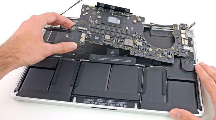 MacBook Pro Retina Motherboard Reapir Services