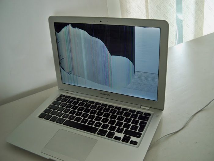 Macbook Pro Screen Replacement Services